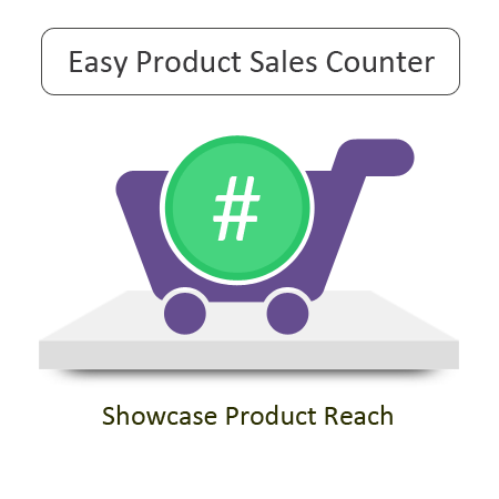Easy Product Sales Counter Magento Extension