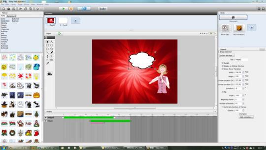 Easy Web Animator