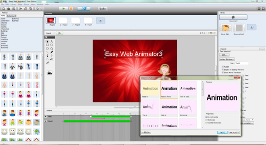 Easy Web Animator Free