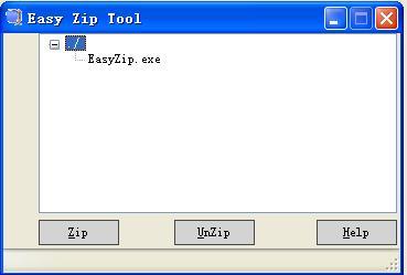 Easy Zip Tool