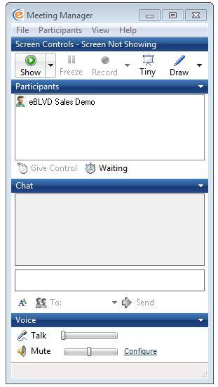 eBLVD FREE Online Meetings & Web Conferencing