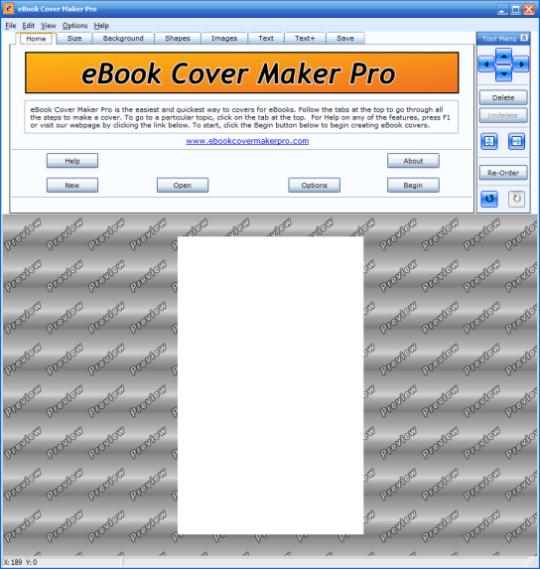 eBook Cover Maker Pro