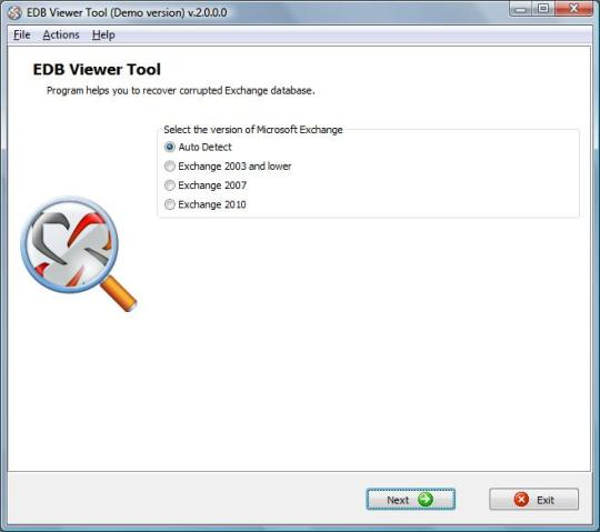 EDB Viewer Tool