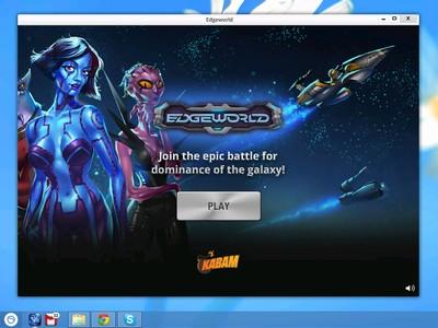 Edgeworld for Pokki