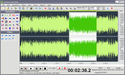 Edit Audio Pro