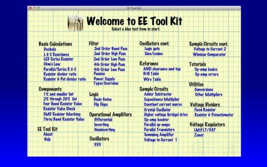 EE Tool Kit