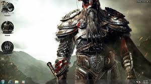 Elder Scrolls Online Theme