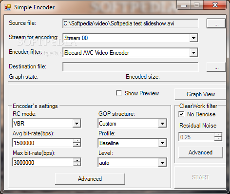 Elecard Codec .NET SDK G4