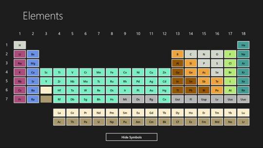 Elemental for Windows 8
