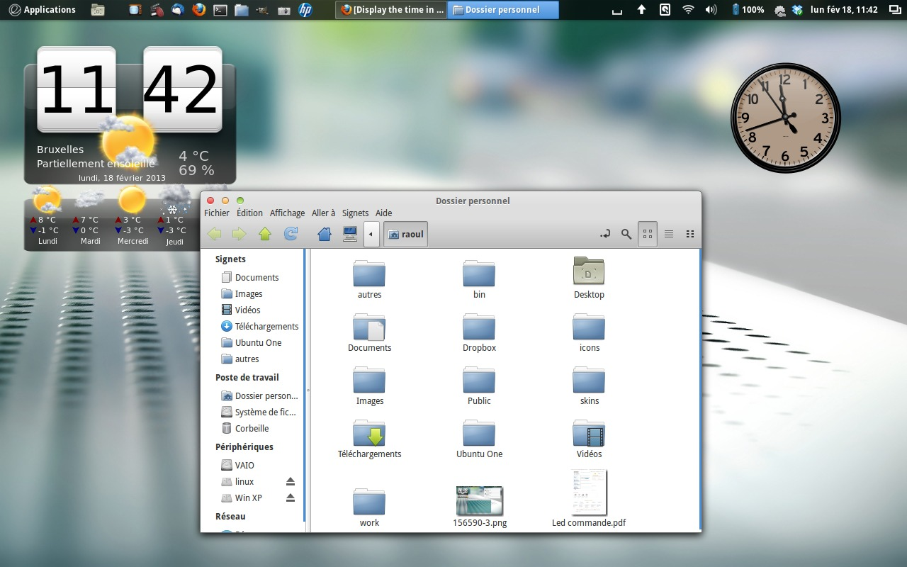 Elementary OS Luna Beta and Theme Patch