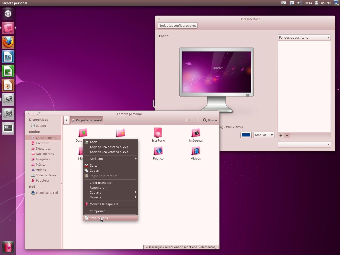 elementary pink & purple
