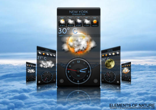 Elements Of Nature HD Edition