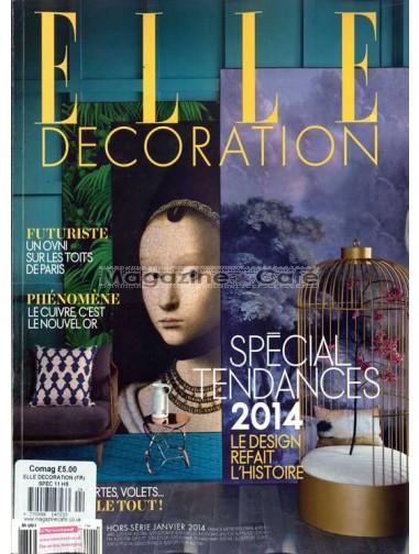 Elle Decor France Magazine