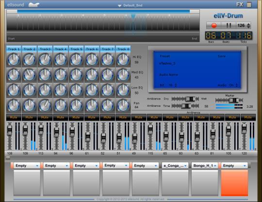 ellV-Drum