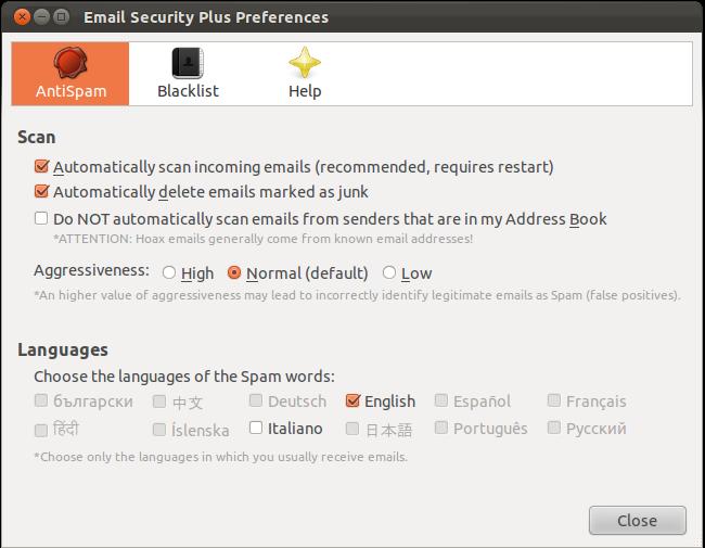 Email Security Plus