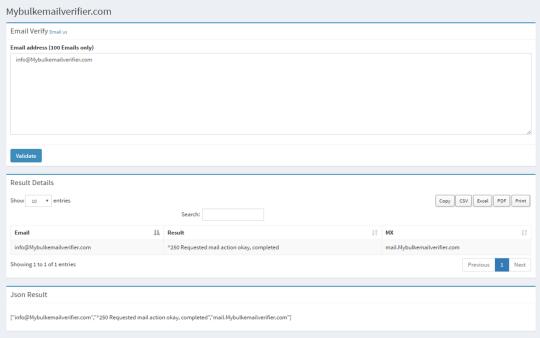 Email Verifier
