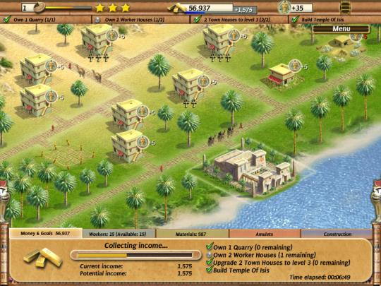 Empire Builder: Ancient Egypt