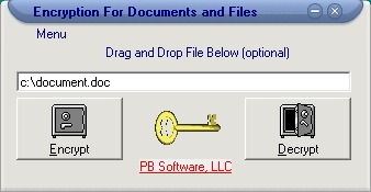 Encryption for Documents