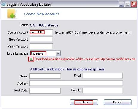 English Vocabulary Builder for TOEFL 4800 Words
