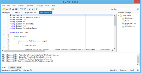 Enhanced Multilingual Programming Utility (64-bit)