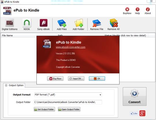 ePub to Kindle