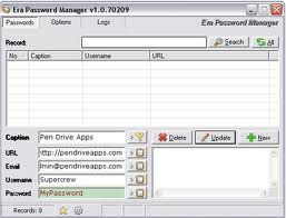 Era Password Manager