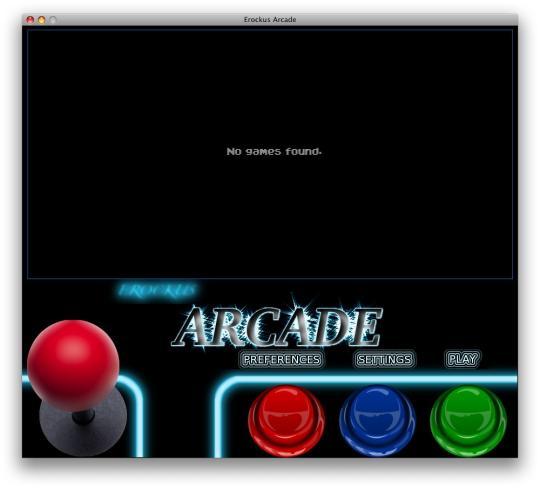 Erockus Arcade