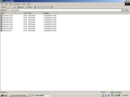 ES Image Printer Driver (32-Bit)