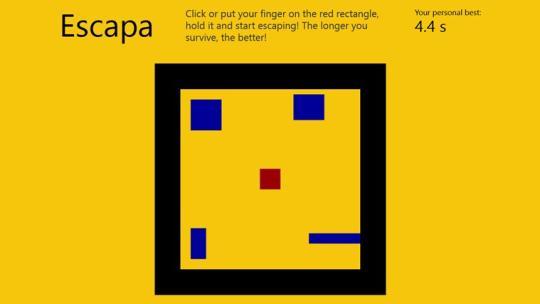 Escapa for Windows 8