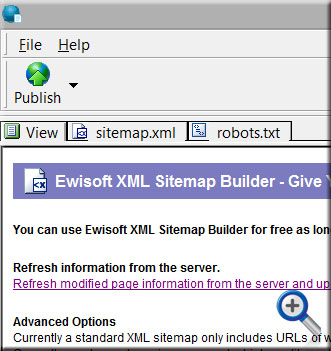 Ewisoft XML Sitemap Builder