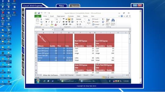 Excel 2010 Basic Demo