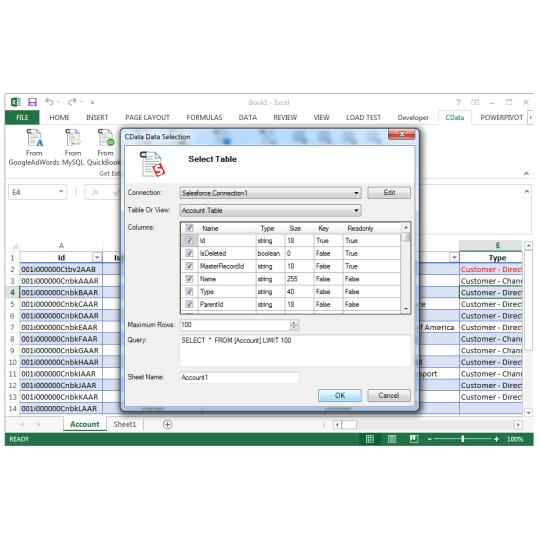 Excel Add-In for E*TRADE