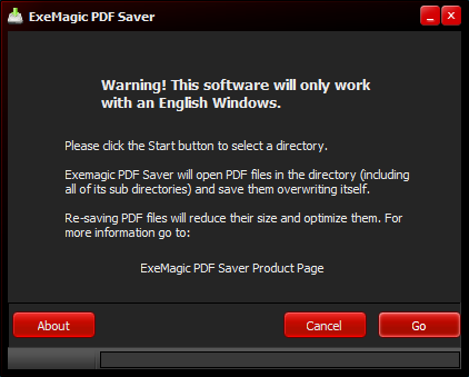 ExeMagic PDF Saver