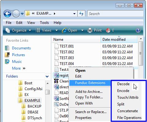 Explorer Extensions (64-Bit)