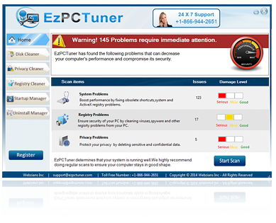 EzPcTuner Optimizer
