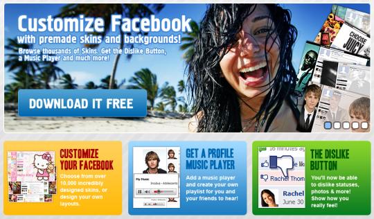 Facebook Layouts