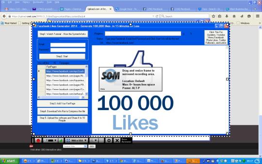 Facebook Like Generator
