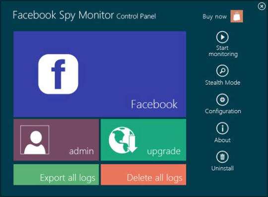 Facebook Spy Monitor