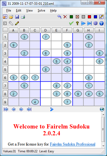 FairElm Sudoku