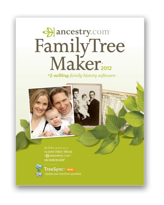 Family Tree Maker 2012