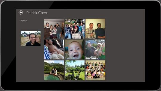 FamPix for Windows 8