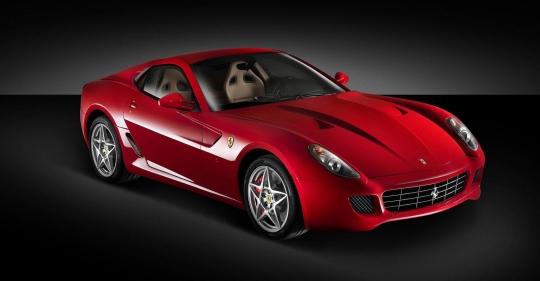 Fantastic Ferrari Screensaver