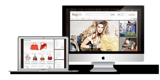 Fashion Theme For Magento Store