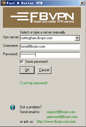 Fast and Better VPN