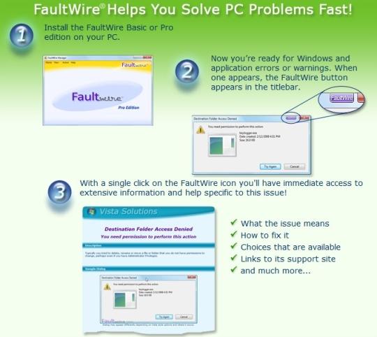 FaultWire Basic
