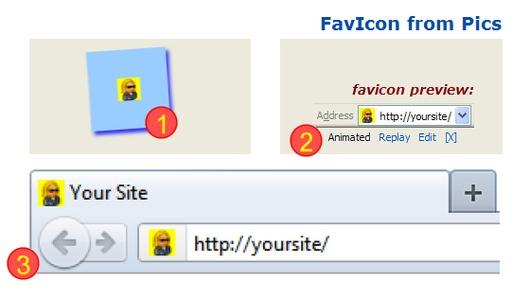 FavIcon from Pics