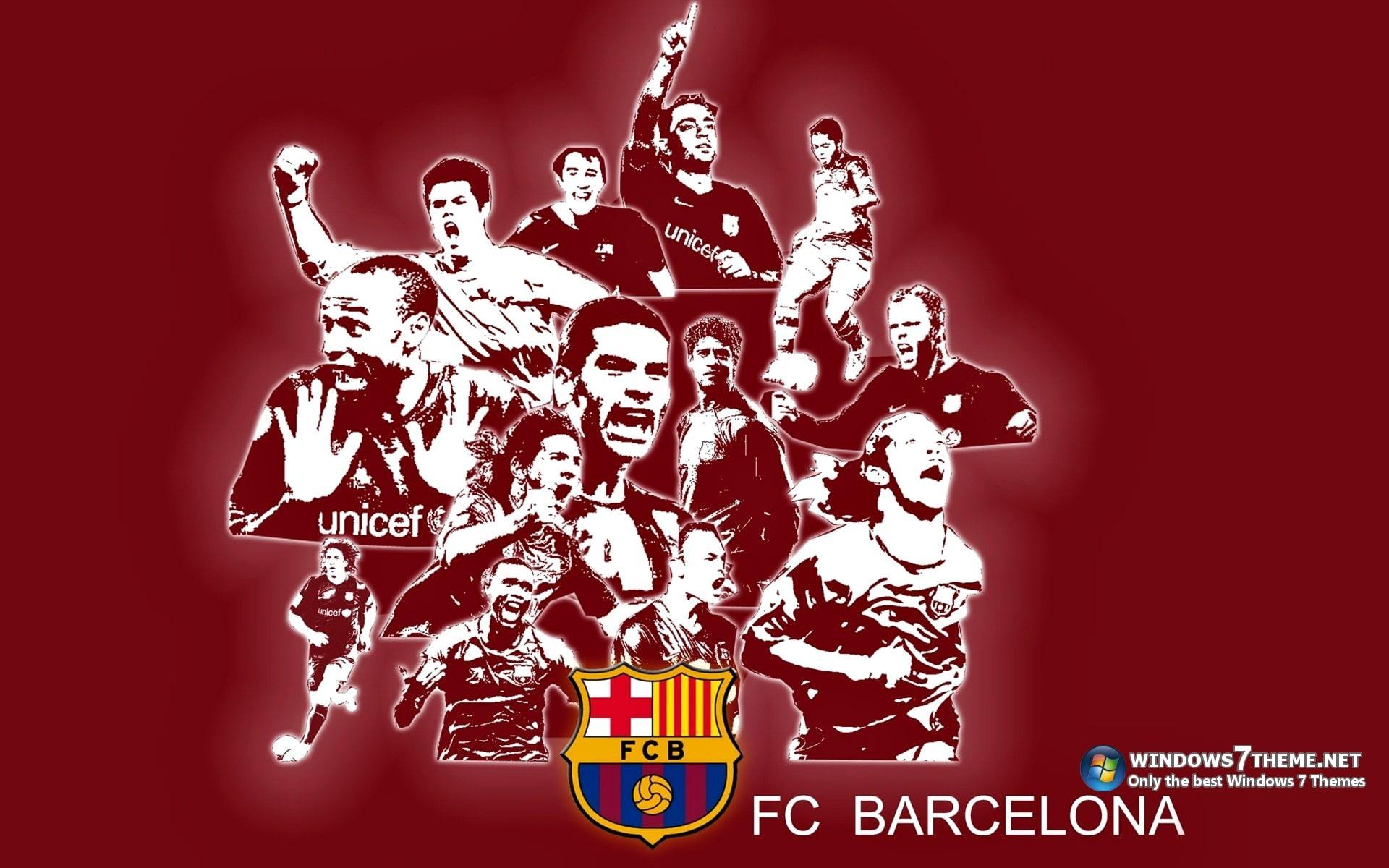 FC Barcelona Theme