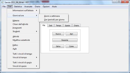 FET - Free Timetabling Software