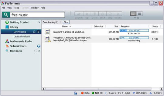 FeyTorrents