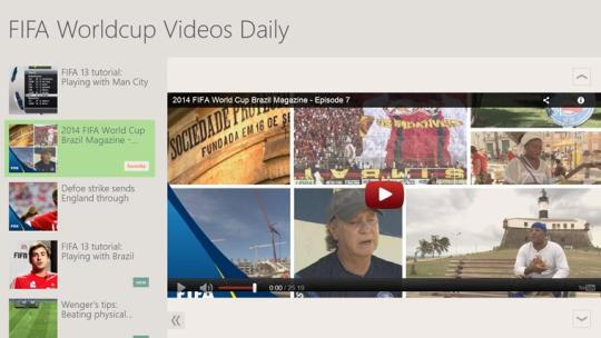 FIFA Worldcup Videos Daily